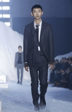 ERMENEGILDO ZEGNA MENSWEAR FALL WINTER 2018 MILAN3