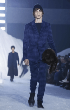ERMENEGILDO ZEGNA MENSWEAR FALL WINTER 2018 MILAN38