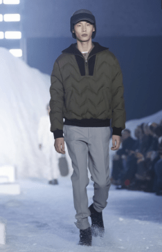ERMENEGILDO ZEGNA MENSWEAR FALL WINTER 2018 MILAN4