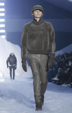 ERMENEGILDO ZEGNA MENSWEAR FALL WINTER 2018 MILAN41