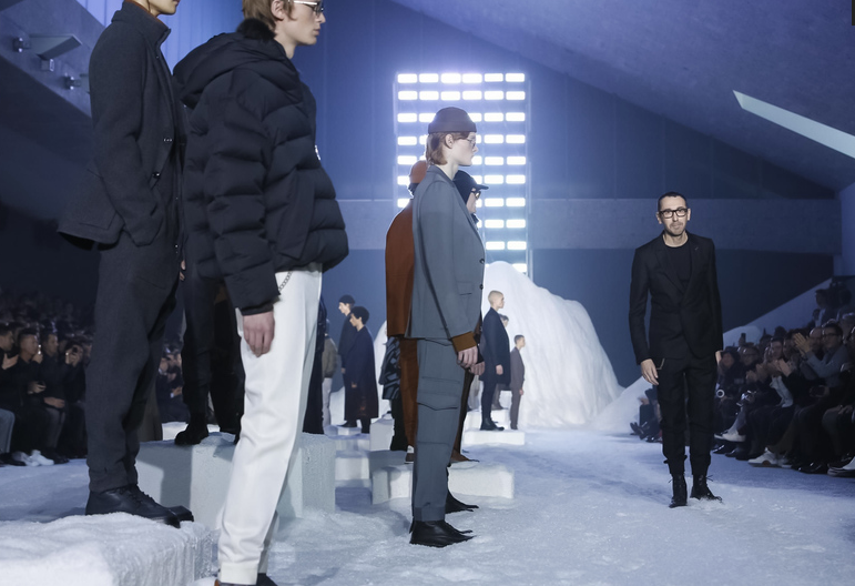 ERMENEGILDO ZEGNA MENSWEAR FALL WINTER 2018 MILAN7