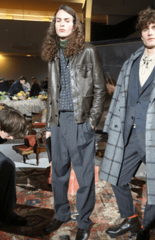 ETRO MENSWEAR FALL WINTER 2018 MILAN2