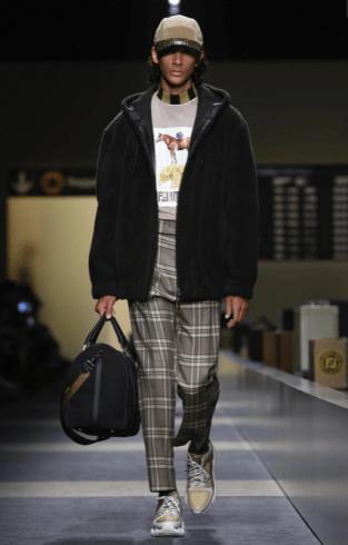 FENDI MENSWEAR FALL WINTER 2018 MILAN4
