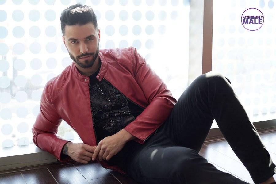 Fernando Lozada by Afif Kattan for Fashionably Male1