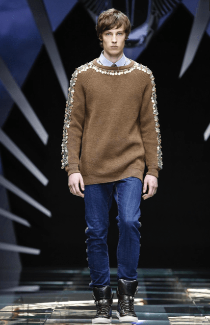 FRANKIE MORELLO MENSWEAR FALL WINTER 2018 MILAN52