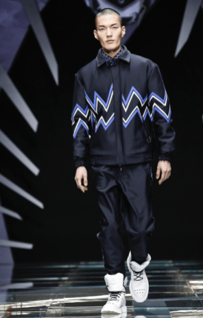 FRANKIE MORELLO MENSWEAR FALL WINTER 2018 MILAN59