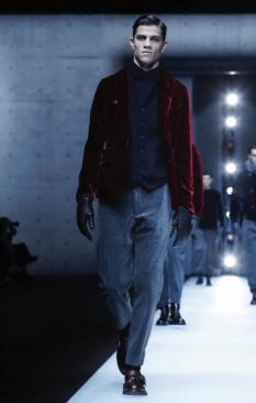 GIORGIO ARMANI MENSWEAR FALL WINTER 2018 MILAN30