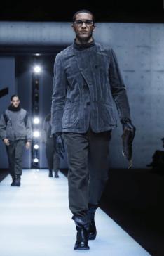 GIORGIO ARMANI MENSWEAR FALL WINTER 2018 MILAN64