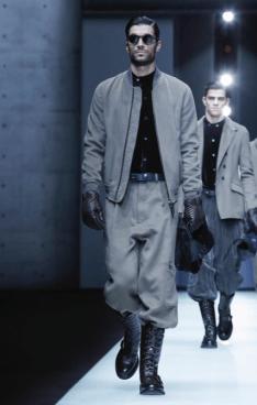 GIORGIO ARMANI MENSWEAR FALL WINTER 2018 MILAN68