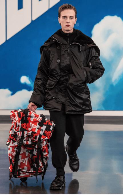 GOSHA RUBCHINSKIY MENSWEAR FALL WINTER 2018 YEKATERINBURG26