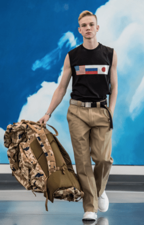 GOSHA RUBCHINSKIY MENSWEAR FALL WINTER 2018 YEKATERINBURG30