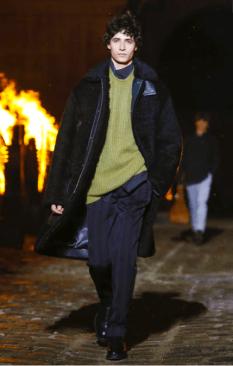 HERMES MENSWEAR FALL WINTER 2018 PARIS17