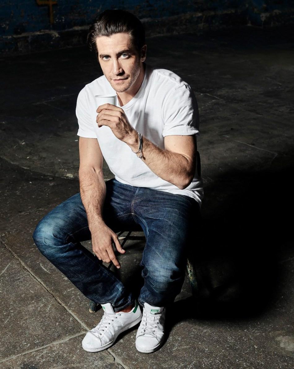 Jake Gyllenhaal GQ Australia February 20187