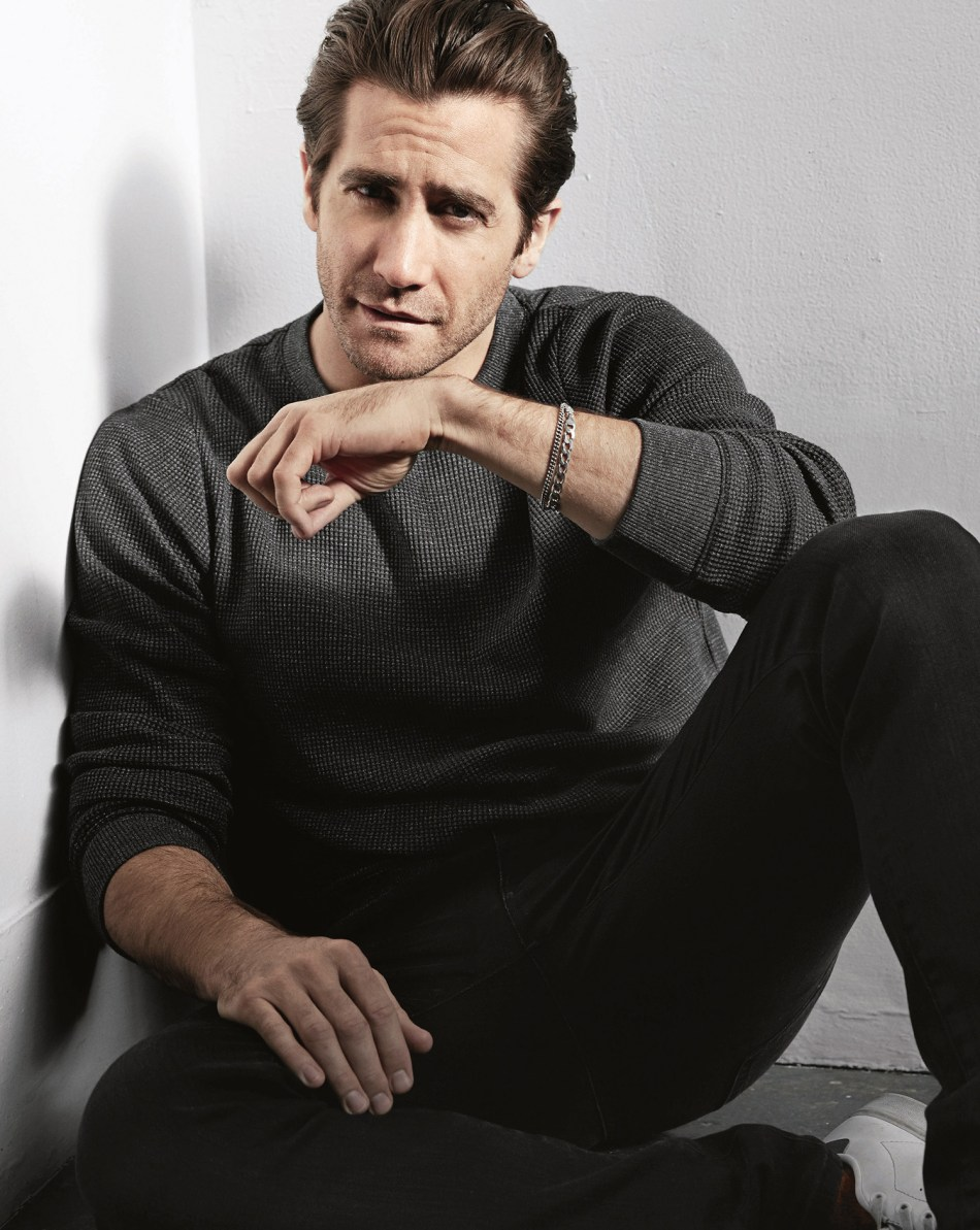 Jake Gyllenhaal GQ Australia February 20189