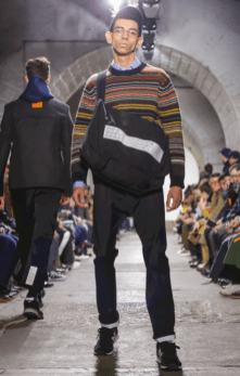 JUNYA WATANABE MAN MENSWEAR FALL WINTER 2018 PARIS11