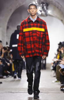JUNYA WATANABE MAN MENSWEAR FALL WINTER 2018 PARIS15