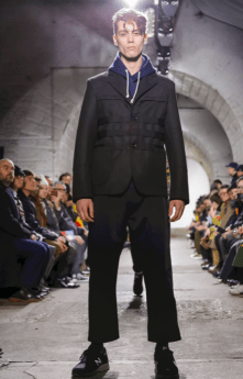 JUNYA WATANABE MAN MENSWEAR FALL WINTER 2018 PARIS2