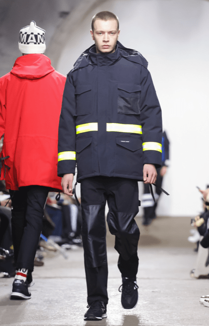 JUNYA WATANABE MAN MENSWEAR FALL WINTER 2018 PARIS26