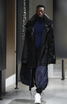 JUUN J. MENSWEAR FALL WINTER 2018 PARIS4