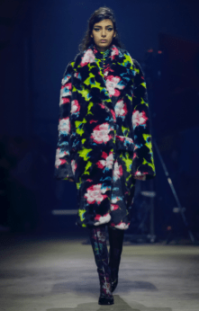 KENZO MEN & WOMEN MENSWEAR FALL WINTER 2018 PARIS1