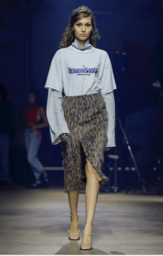 KENZO MEN & WOMEN MENSWEAR FALL WINTER 2018 PARIS2