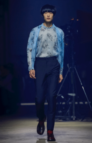 KENZO MEN & WOMEN MENSWEAR FALL WINTER 2018 PARIS20