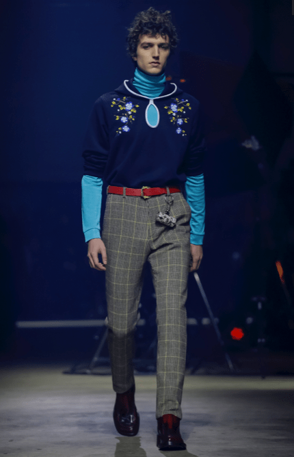KENZO MEN & WOMEN MENSWEAR FALL WINTER 2018 PARIS25