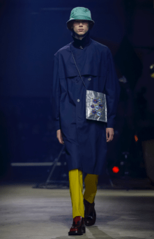 KENZO MEN & WOMEN MENSWEAR FALL WINTER 2018 PARIS27