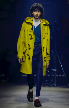 KENZO MEN & WOMEN MENSWEAR FALL WINTER 2018 PARIS29