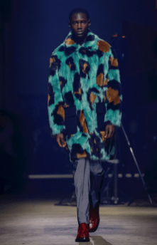 KENZO MEN & WOMEN MENSWEAR FALL WINTER 2018 PARIS30