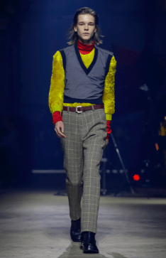 KENZO MEN & WOMEN MENSWEAR FALL WINTER 2018 PARIS37