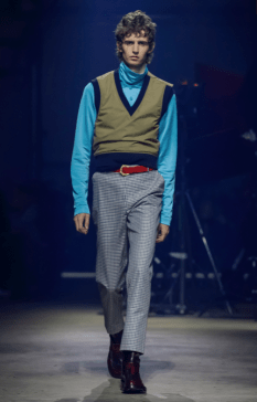 KENZO MEN & WOMEN MENSWEAR FALL WINTER 2018 PARIS38