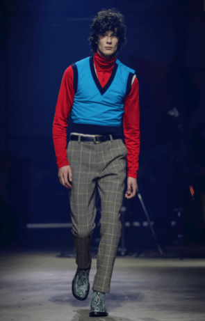 KENZO MEN & WOMEN MENSWEAR FALL WINTER 2018 PARIS39
