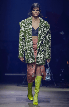 KENZO MEN & WOMEN MENSWEAR FALL WINTER 2018 PARIS45