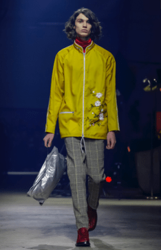 KENZO MEN & WOMEN MENSWEAR FALL WINTER 2018 PARIS67