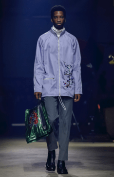 KENZO MEN & WOMEN MENSWEAR FALL WINTER 2018 PARIS68