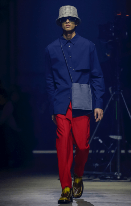KENZO MEN & WOMEN MENSWEAR FALL WINTER 2018 PARIS79