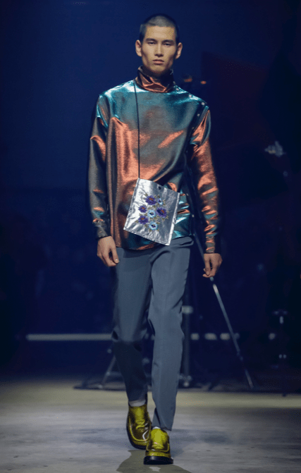 KENZO MEN & WOMEN MENSWEAR FALL WINTER 2018 PARIS81
