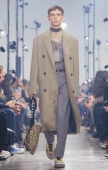 LANVIN MENSWEAR FALL WINTER 2018 PARIS15