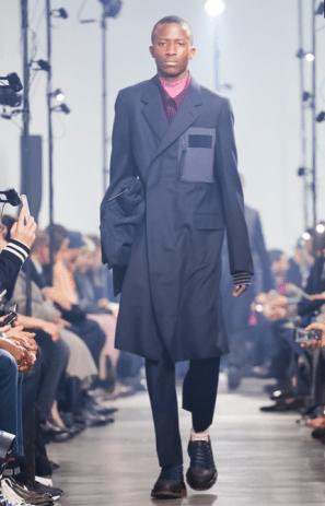 LANVIN MENSWEAR FALL WINTER 2018 PARIS21