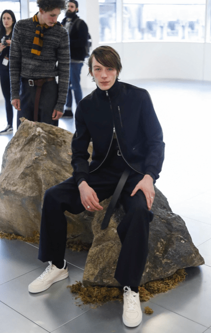 LOU DALTON MENSWEAR FALL WINTER 2018 LONDON12