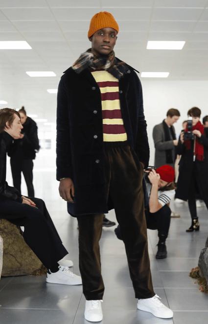 LOU DALTON MENSWEAR FALL WINTER 2018 LONDON3