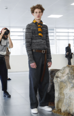 LOU DALTON MENSWEAR FALL WINTER 2018 LONDON7