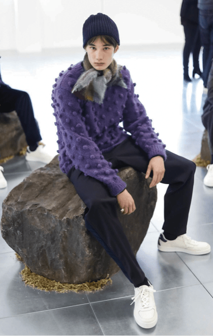 LOU DALTON MENSWEAR FALL WINTER 2018 LONDON8