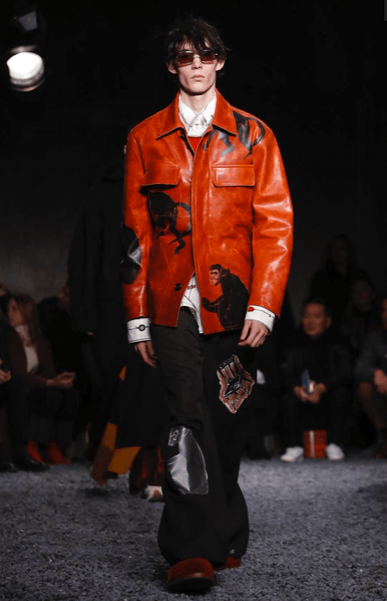 MARNI MENSWEAR FALL WINTER 2018 MILAN12