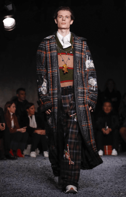 MARNI MENSWEAR FALL WINTER 2018 MILAN45