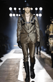 MOSCHINO FALL WINTER 2018 MENSWEAR AND WOMEN PRECOLLECTION MILAN26