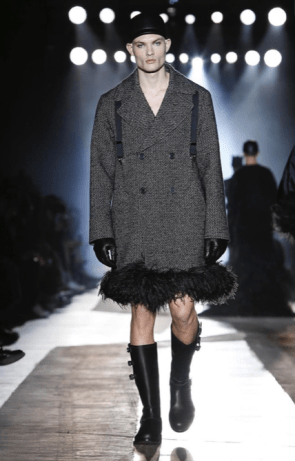 MOSCHINO FALL WINTER 2018 MENSWEAR AND WOMEN PRECOLLECTION MILAN51