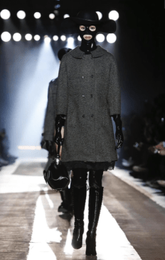 MOSCHINO FALL WINTER 2018 MENSWEAR AND WOMEN PRECOLLECTION MILAN62