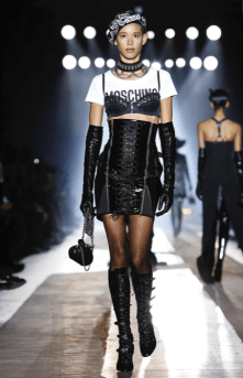 MOSCHINO FALL WINTER 2018 MENSWEAR AND WOMEN PRECOLLECTION MILAN8